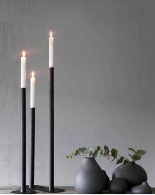 Kandelaar Ekeberga Storefactory Scandinavia zwart M  uitverkocht