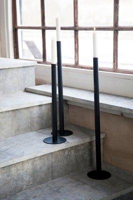 Kandelaar Ekeberga Storefactory Scandinavia zwart L  uitverkocht
