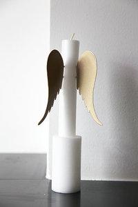 Christmas Wings goud OnsHus