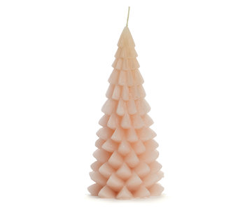 Kerstboomkaars Blossom Rustik Lys