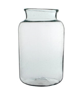 Glazen vaas groot