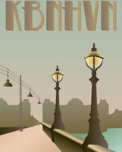 Poster KBNHVN  VisseVasse